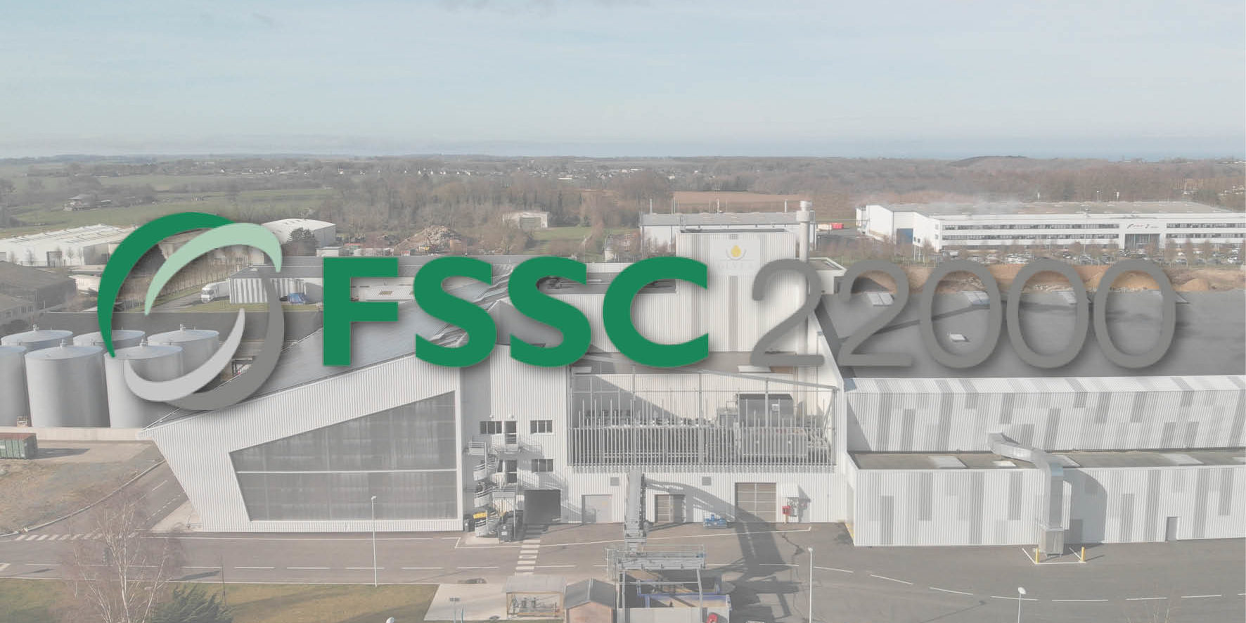 OLVEA Green Technologies is now certified according to the FSSC 22000 standard 1