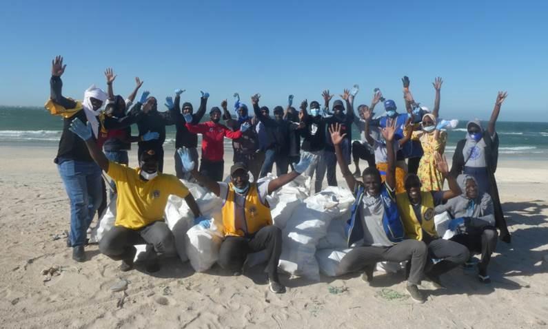 MauritaVie - Collecte des déchets en Mauritanie